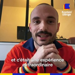 LA BIIINGE INTERVIEW DE  JERÔME NIEL