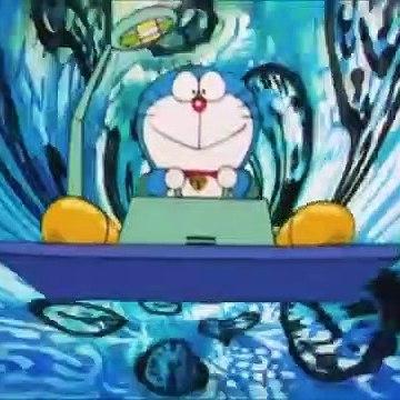 Riding the Miniature Rails! - Doraemon (1979 English Fandub) - S1 Ep1 (5 Year Youtuberversery)