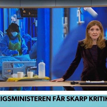 COVID-19; Udenrigsministeren får skarp kritik | TV Avisen | DRTV @ Danmarks Radio