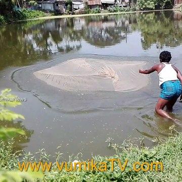 village Net Fishing