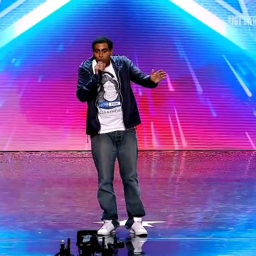 Comedian Tackles A Very Important Topic - Got Talent Global