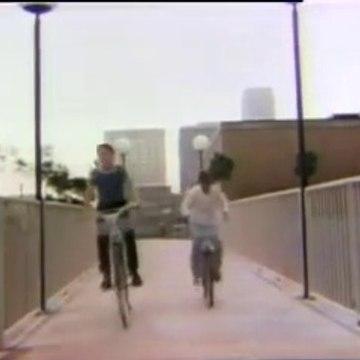 Classic Sesame Street - Two boys ride bikes to the zoo