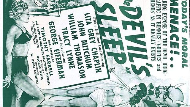 The Devil's Sleep movie (1949)
