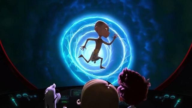 Mr. Peabody & Sherman movie clip - Time Crash