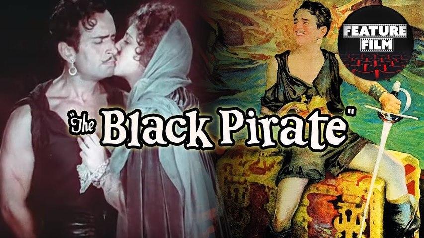 Douglas Fairbanks The Black Pirate (1926)