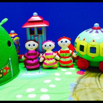 Tombliboos Toy House and Ninky Nonk