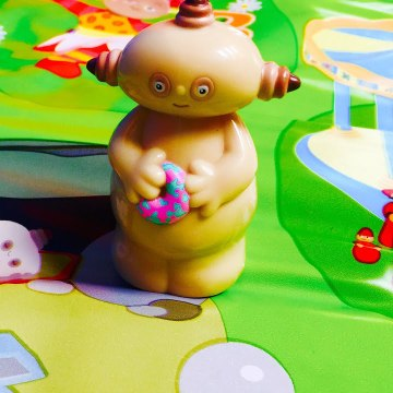 In The Night Garden Talking Musical Mat Toy Game