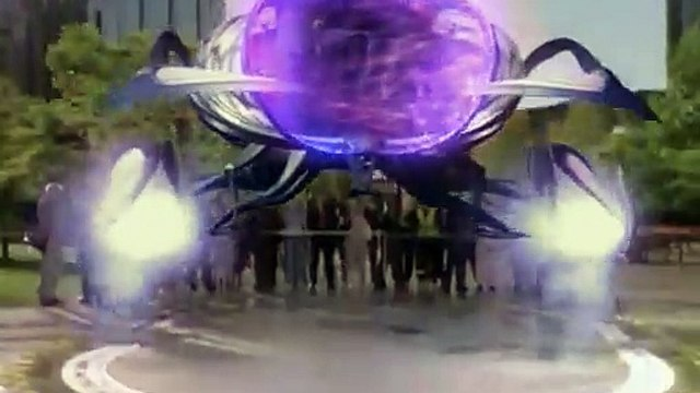 Earth Final Conflict S01E01 Decision