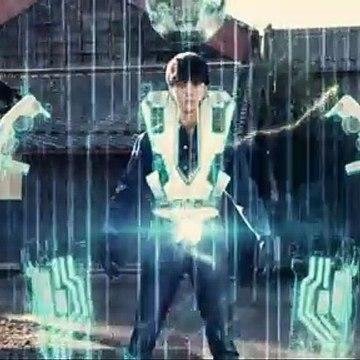 幪面超人時王 23「是機械人!2121」精彩片段