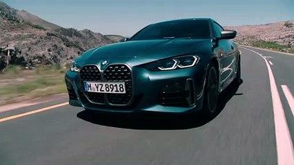 VÍDEO: BMW Serie 4 Coupé 2020, por fin en movimiento