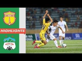 Highlights | DNH Nam Định – HAGL | Bài học đắt giá từ Cúp Quốc gia | HAGL Media