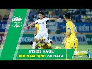 Inside HAGL | DNH Nam Định - HAGL | Tuyệt vời sự cổ vũ của NHM phố Núi | HAGL Media