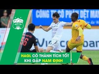Những thống kê lạc quan của HAGL trước trận đấu với DNH Nam Định tại Cúp Quốc gia 2020 | HAGL Media