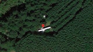 5 choses insolites repérées dans Google Maps