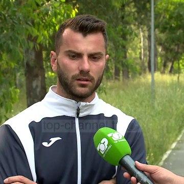 Smajlaj i kthehet stërvitjes/ Del nga izolimi sportisti. Tani stërvitet në Tiranë