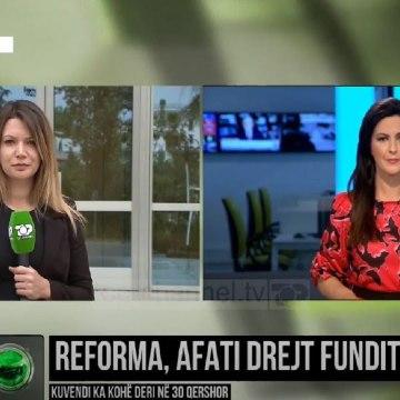Reforma, afati drejt fundit/ Kuvendi ka kohë deri në 30 qershor