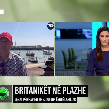 Britanikët në plazhe/ Debat për hapjen, rreziku nuk është larguar