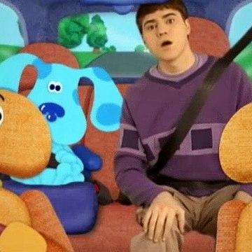 Blues Clues Season 5 Episode 24 - Blue's Big Car Trip