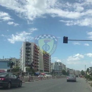 18 të arrestuar, 107 patenta të hequra/ Aksioni i policisë rrugore në Tiranë
