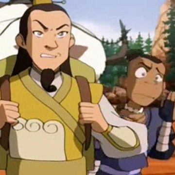 Avatar The Last Airbender Season 1 Episode 11 The Great Divide