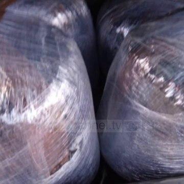 Top News - Lezhe 4 në pranga/ Sekuestrohen 95 kg kanabis