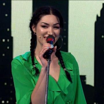 """Olimpia Smajlaj këndon """"And I love her"""", """"E Diell"""", 31 Maj 2020"""