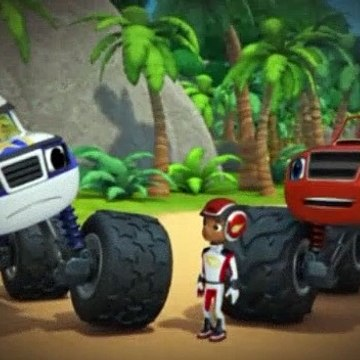 Blaze and the Monster Machines S05E01 The Island of Lost Treasure