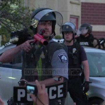 Top News - SHBA, vazhdojnë për të gjashtën ditë protestat për George Floyd