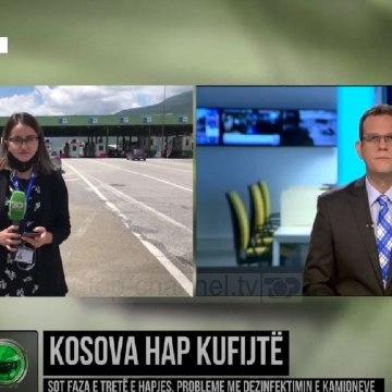 Kosova hap kufijtë/ Sot faza e tretë e hapjes
