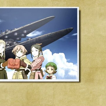 Last Exile - S02 - Ginyoku no Fam - ED 02