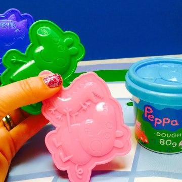 Peppa Pig Play Doh Picnic Set-