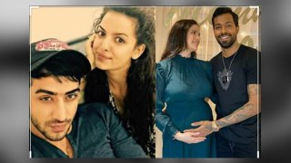 Natasa Stankovic's ex Aly Goni wishes her on her pregnancy, This is what he said | FilmiBeat