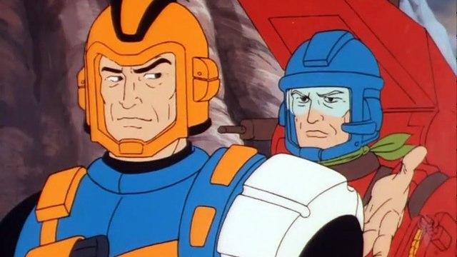 Sky Commanders S01E02 Back In the Fold
