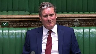PMQs: Leaders argue over trust and confidence