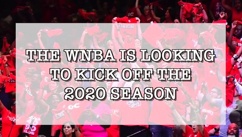 The WNBA Reportedly Eyeing One Location For 2020 Season