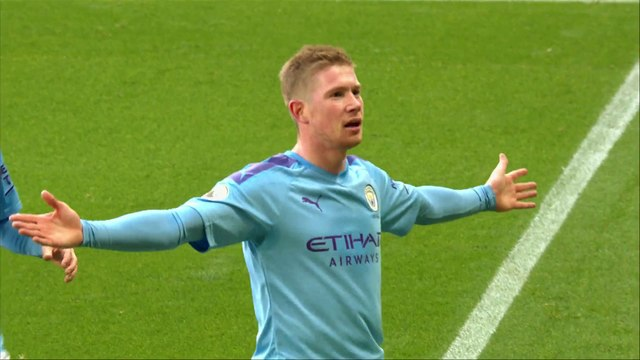 Le top buts de Manchester City - 2019/2020