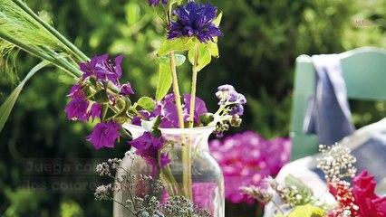 Los mejores ramos de flores de verano