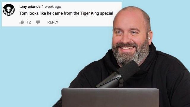 Tom Segura Goes Undercover on Reddit, YouTube and Twitter