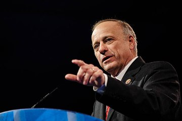 House Republican Steve King Loses Primary, Has History of Racist Remarks