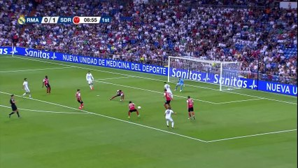 [Trophée Bernabéu 2016] Real Madrid - SDR : le match en intégralité