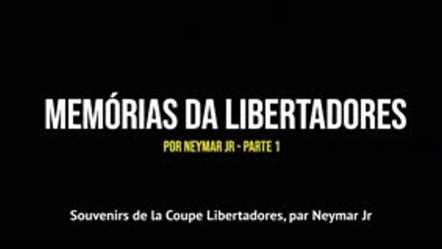 Santos - Neymar se remémore sa célébration masquée
