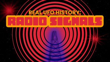 REAL UFO History: Einstein, Tesla & Edison RADIO Signal THEORIES