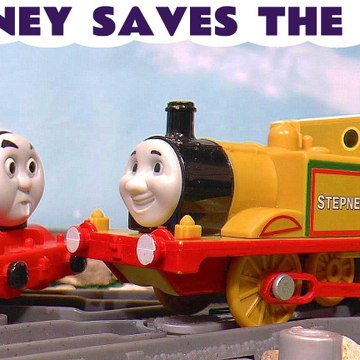 Thomas the Tank Engine Stepney rescue with the funny funlings in this family friendly full episode english toy trains story for kids from a kid friendly family channel