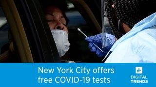 New York City offers free coronavirus testing to all New Yorkers