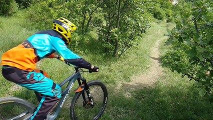 Freeride Mountain Biking Germia HD