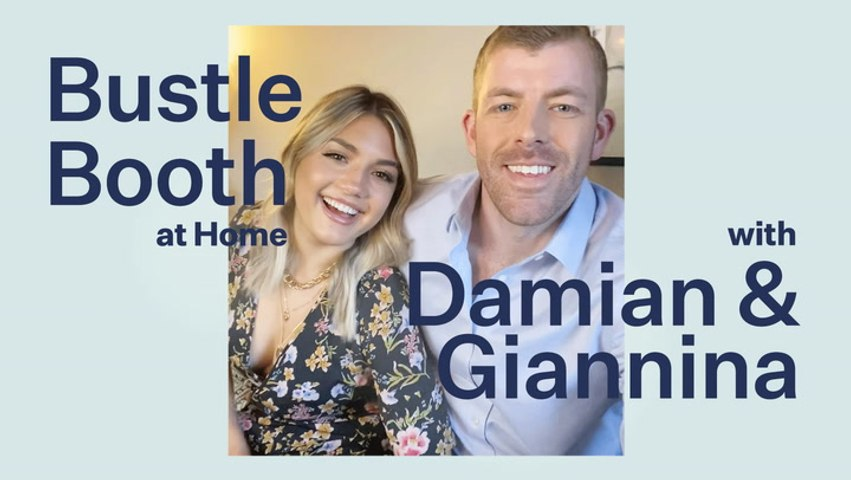 Love Is Blind's Giannina & Damian Isolate Together | Bustle