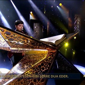 Muhammed Yahya Yıldızhan Kur'an-ı Kerim'i Güzel Okuma Yarışması Finali