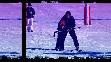 My first ski slopes