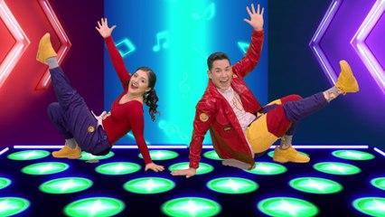Los Meñiques De La Casa - Bailando Con La Tabla Del 9