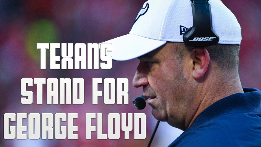 Bill O'Brien Cancels Virtual Meetings So Texans Can Attend George Floyd's Funeral